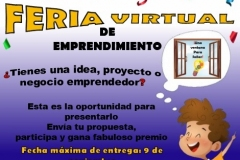 Feria Virtual de Emprendimiento 2021